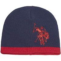 US Polo Association Fine Knit Beanie - Warm Winter Beanie - US Polo Apparel - Polo Hat