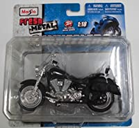 Fresh METAL 1/18 2 WHEELERS YAMAHA Road Star Maisto [並行輸入品]