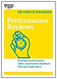 Performance Reviews (HBR 20-Minute Manager Series) (English Edition)