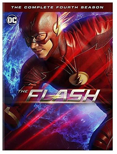 フラッシュ:コンプリートシーズン4 DVDセット。