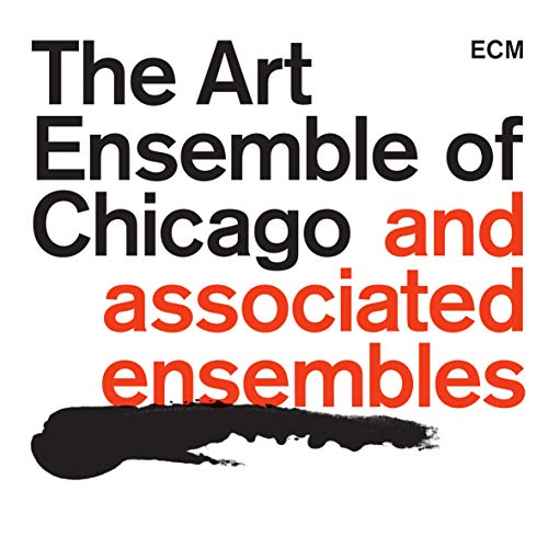 The Art Ensemble Of Chicago And Associated Ensembles (21CD)