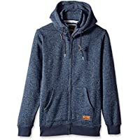 Quiksilver Men's Keller Zip up Hoodie Jacket