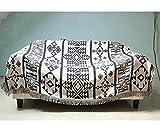 Unusual 綿 ソファーカバー マルチカバー おしゃれ 引越し祝い インテリア ボヘミア  北欧 新築祝い 多機能 滑り止め 快適 柔らかい デザイン ホーム