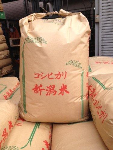 令和元年産 新潟県産 コシヒカリ 玄米 30kg
