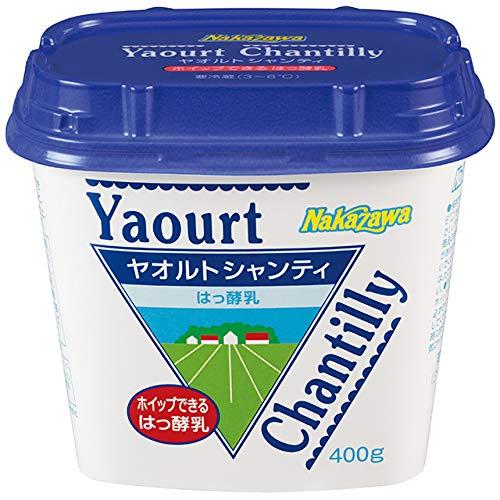 中沢乳業 ヤオルトシャンティ 400gx10個セット 冷蔵