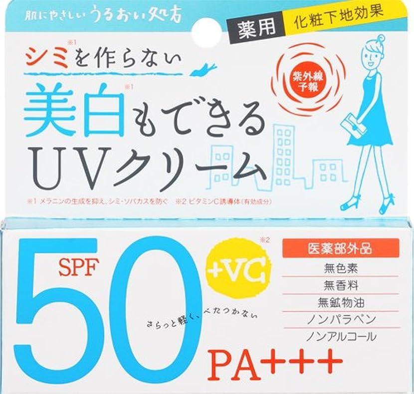 新年ディベート評価する紫外線予報 薬用美白UVクリーム 40g