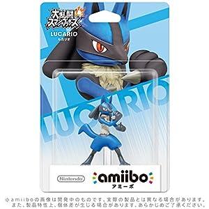 amiibo ルカリオ (大乱闘スマッシュブラザーズシリーズ)