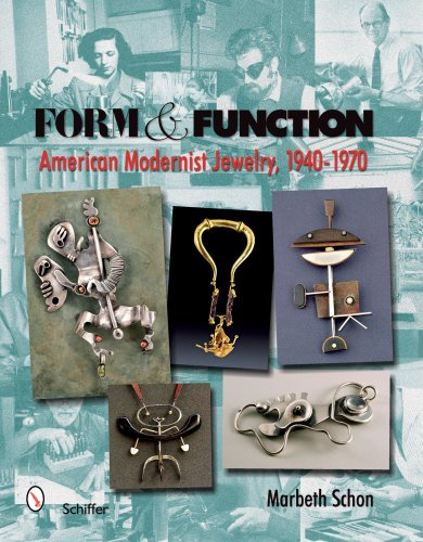 Form & Function: American Modernist Jewelry, 1940-1970