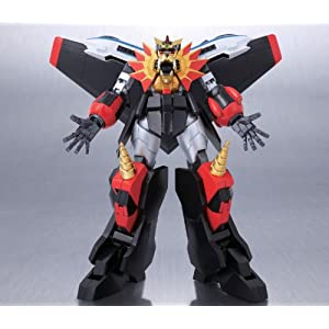スーパーロボット超合金 勇者王 ガオガイガー (初回特典付き)