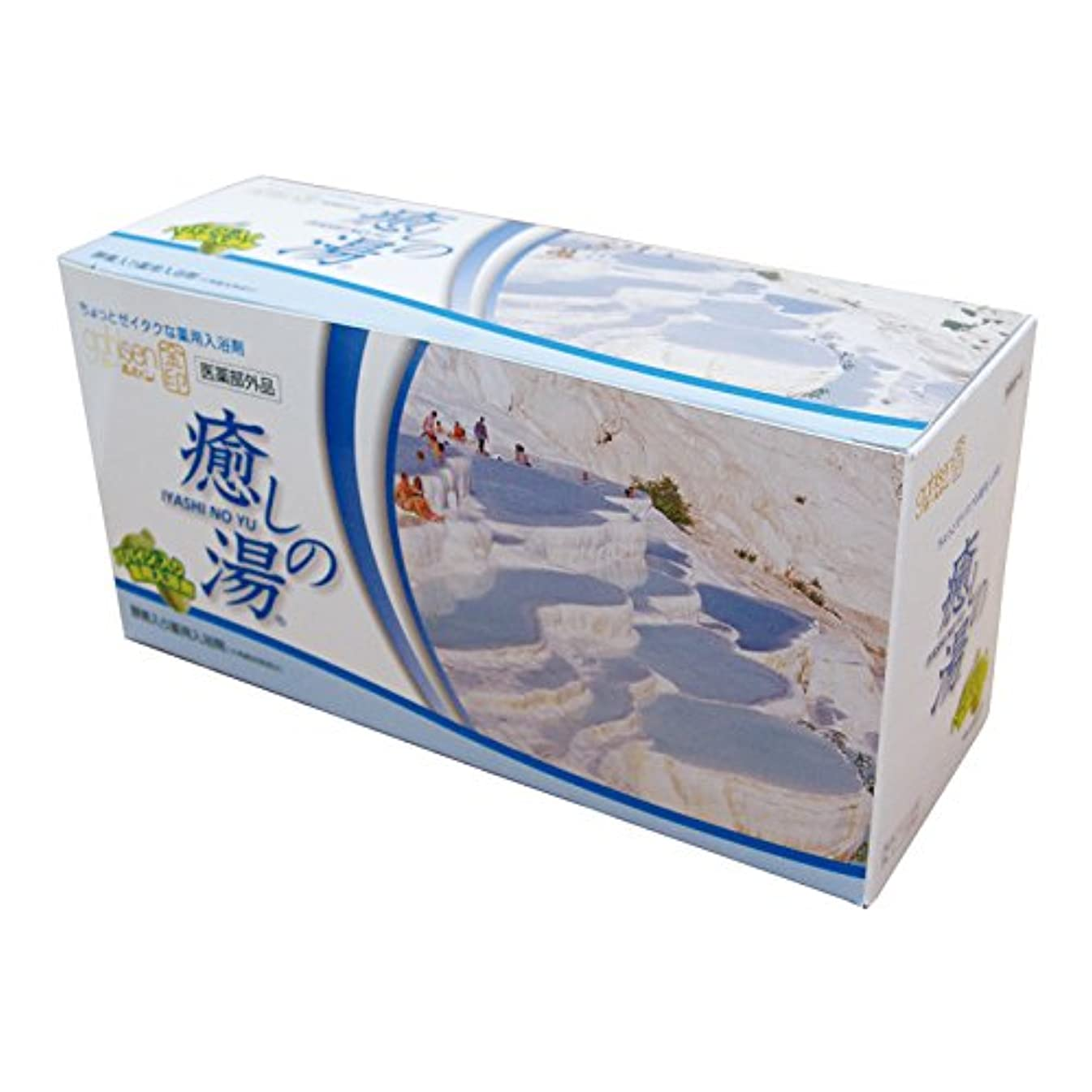 ブレンドひどい広まったBath Terminal 【入浴剤】ガールセン 癒しの湯 金印 30包入【日本生化学正規代理店】