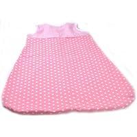 Infantissima Sleep Sack, Dot Light Pink by Infantissima