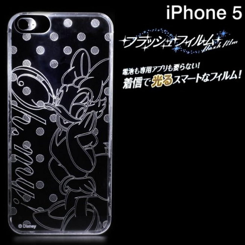 媒染剤告発者矛盾するラナ iPhone5用フラッシュフィルム(デイジー) 4951850203720