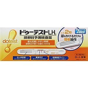 【第1類医薬品】ドゥーテストLHa排卵日予測検...の関連商品1