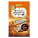 スティックコーヒー 2g×7P 14g おいしいカフェインレス UCC