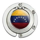 Venezuela 旗サッカーボール FUTBOLサッカー財布ハンガーフック