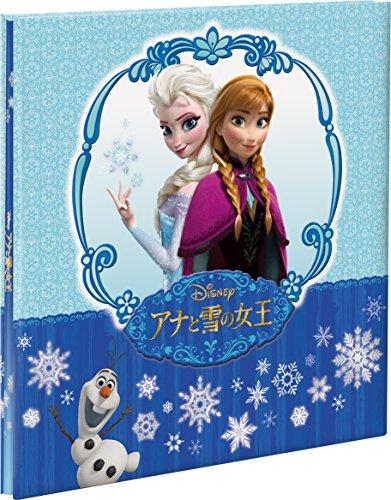 ナカバヤシ フエルアルバム アナと雪の女王 Lサイズ ア-L...