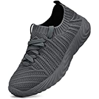 QANSI Womens Running Shoes Ultra Lightweight Breathable Athletic Tennis Sneakers