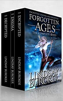 Forgotten Ages (The Complete Saga) by [Buroker, Lindsay]