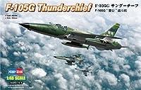 ホビーボス 1/48 アメリカ F-105G サンダーチーフ プラモデル