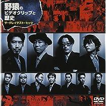 野猿のビデオクリップと歴史 ザ・グレイテスト・ヒッツ [DVD]