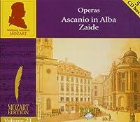 Mozart Edition: Ascanio in Alba / Zaide