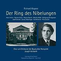 Wagner: Der Ring des Nibelungen [Box Set] by Hans Hotter