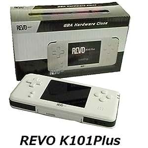 REVO K101 Plus / GBAロムカートリッジが使えてAV出力ができる! ゲームボーイアドバンス互換機本体  Dianziオリジナルバージョン[CXD0981] [並行輸入品]
