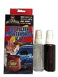 Run・Max【 ラン・マックス 】エアーフィルター・メンテナンスKIT ( クリーナー&湿式OIL ) レッド R6002R