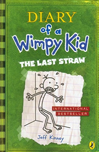 The Last Straw (Diary of a Wimpy Kid book 3)の詳細を見る