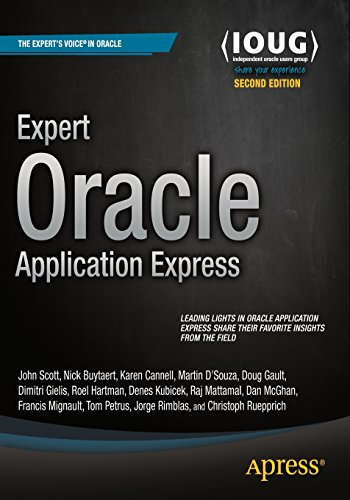 Download Expert Oracle Application Express 1484204859