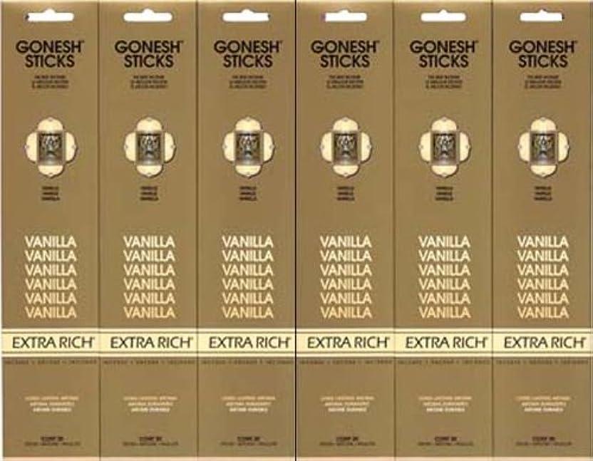 一定証書ストリームGONESH  VANILLA バニラ  20本入り X 6パック (120本)