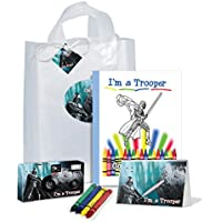 Darth Vader–私はA Trooperギフトバッグ–- Goodiesのフル。Be Brave。Be Strong。( pkg119)