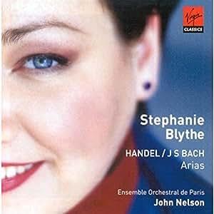 Stephanie Blythe - J.S. Bach / Handel Arias
