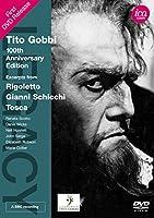 Tito Gobbi: 100th Anniversary Edition [DVD] [Import]