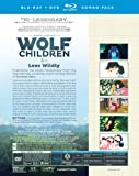 Wolf Children [Blu-ray] [Import]