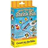 Creativity for Kids Make Your Own Shrinky Dinks Activity 子供のための創造性はあなた自身Shrinky DINKSの活動を行います?ハロウィン?クリスマス?