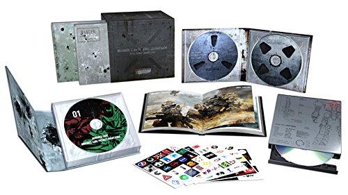 【数量限定】ARMORED CORE ORIGINAL SOUNDTRACK 20th ANNIVERSARY BOX LIMITED EDITION