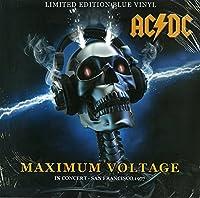 Maximum Voltage: In Concert San Francisco 1977 - Blue Vinyl