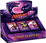 MTG Magic the Gathering Iconic MastersブースターボックスSealed Preorderリリース11 / 17
