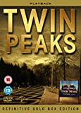 Twin Peaks - Definitive Gold Box Edition (Slimline Packaging) [DVD] [1990]
