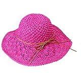 帽子 レディース UVカット uv帽 熱中症予防 広幅 取り外すあご紐 スナップ収納 折りたたみ つば広 調節テープ 吸汗通気 つば広 紫外線カット サファリハット 紫外線対策 おしゃれ 高級感 ROSE ROMAN