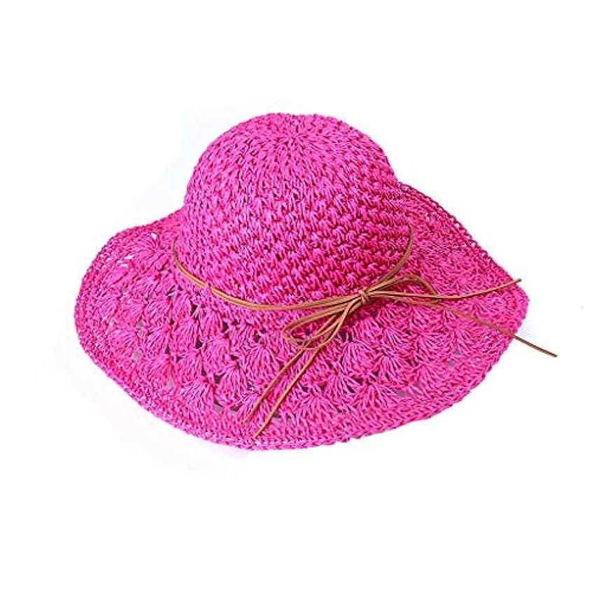 誠意上に築きます背景帽子 レディース UVカット uv帽 熱中症予防 広幅 取り外すあご紐 スナップ収納 折りたたみ つば広 調節テープ 吸汗通気 つば広 紫外線カット サファリハット 紫外線対策 おしゃれ 高級感 ROSE ROMAN