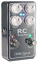Xotic エキゾチック エフェクター ブースター RC Booster V2 RCB-V2 【国内正規品】
