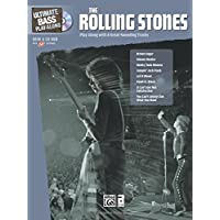 Ultimate Bass Play-along Rolling Stones: Authentic Bass Tab (Ultimate Play-along)
