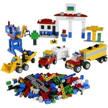 レゴ (LEGO)  基本セット デラックスのりものセット 5483