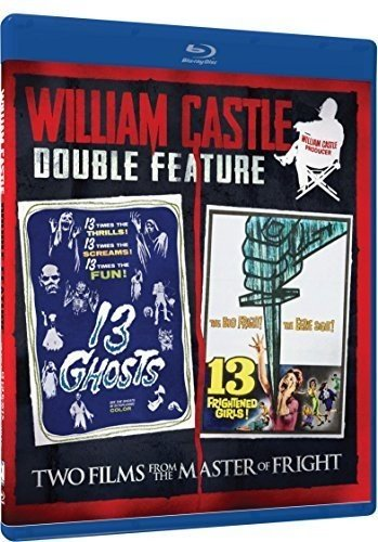 William Castle Double Feature / 13 Ghosts [Blu-ray] [Import]