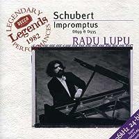 Schubert: Impromptus D 899 & D 935 / Radu Lupu