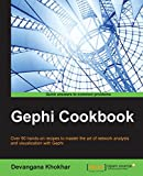 Gephi Cookbook