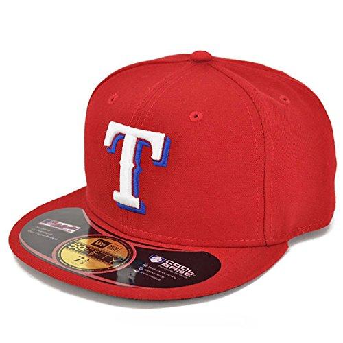 【ダルビッシュ有選手 着用モデル】ニューエラ キャップ テキサス・レンジャーズ オーセンティック(メジャーリーグ) オルタネイト レッド/ホワイト/ネイビー 帽子 N0020729 NEWERA CAP Texas Rangers (MLB AUTHENTIC)ALTERNATE RED/WHITE/NAVY