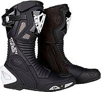 Arlen Ness アレンネス Pro Shift Motorcycle Boots 2017モデル ライディングブーツ ブラック 37(約24cm)